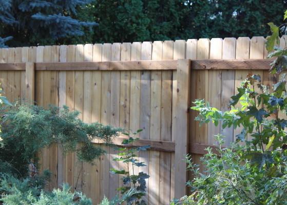 Wooden Fencing Northwest Fence Company Northwest Fence
