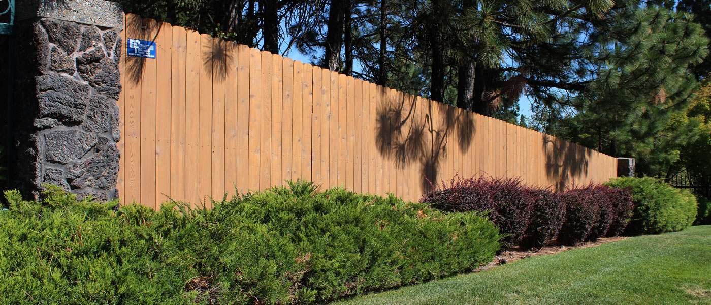 Home - Wood Fencing