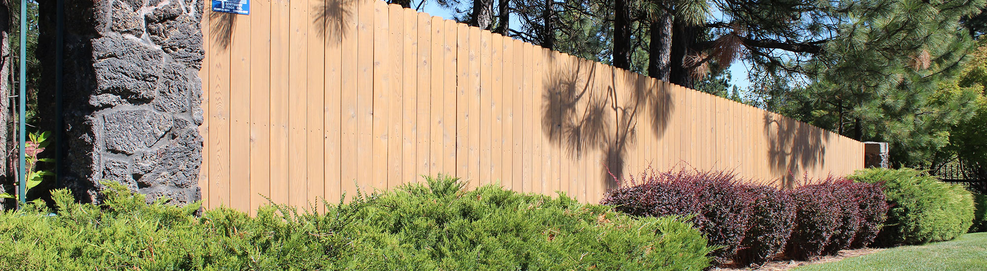 Wooden Fencing - Residential
