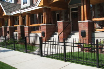 Short Iron Fencing