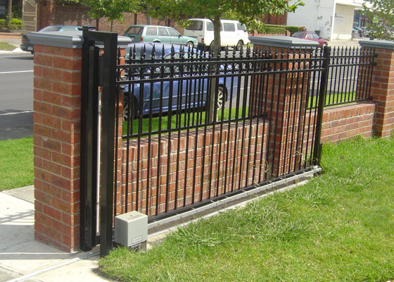 Gate Openers For Your Home Or Business Northwest Fence