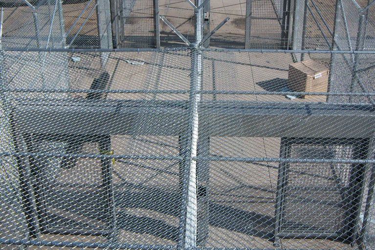 Chain Link – Overhead View