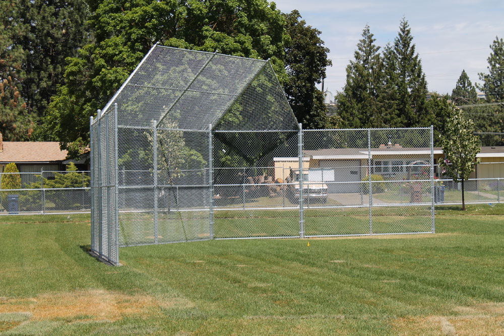 New Baseball Chain Link – Install