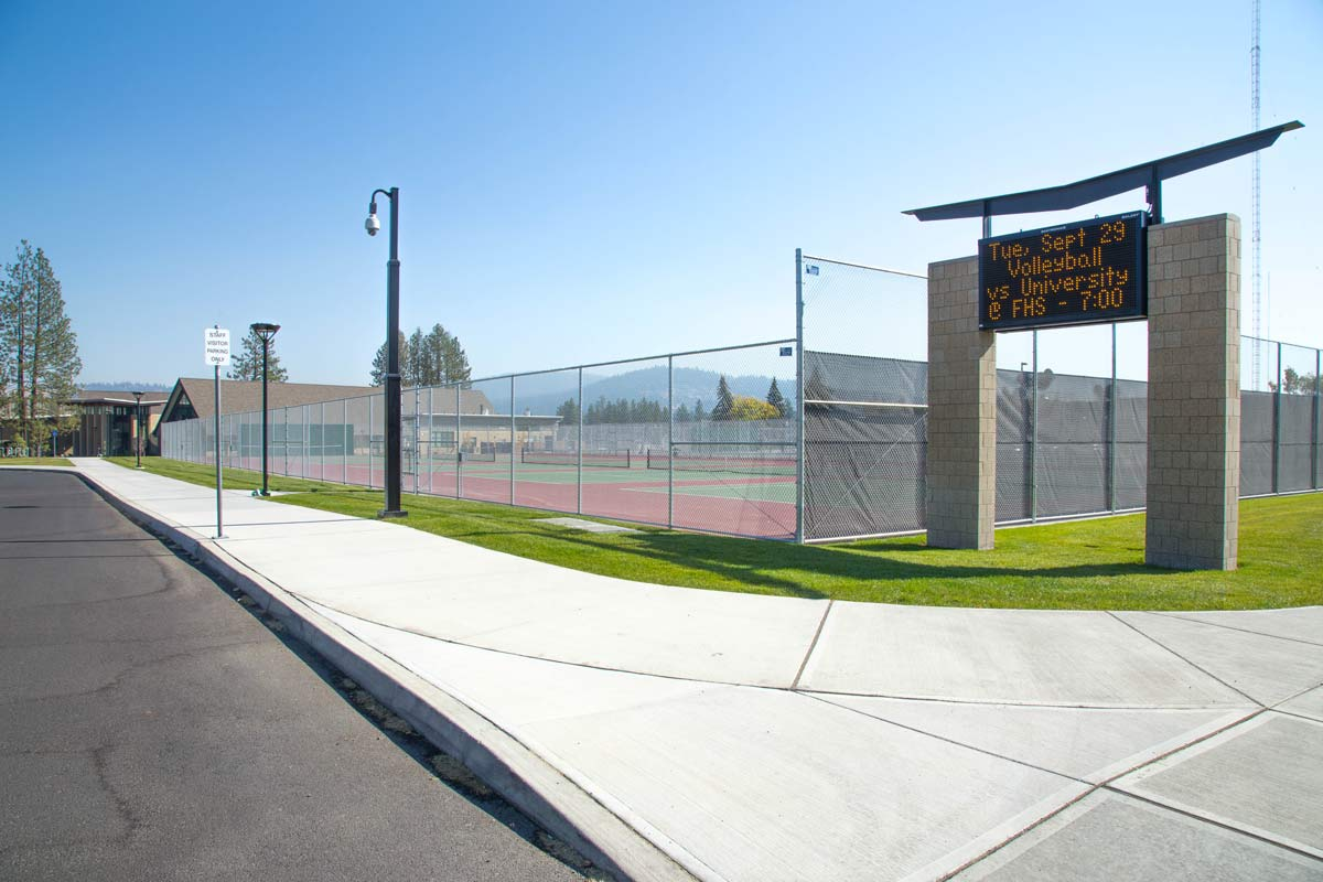 FHS - Chain Link Fence Install