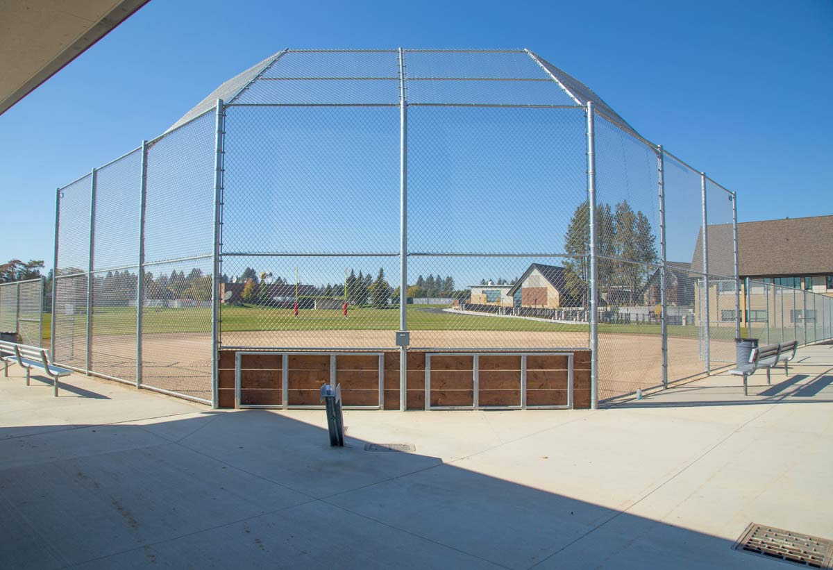 Sports Field Chain Link