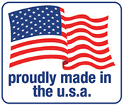 Proudly Made in the USA