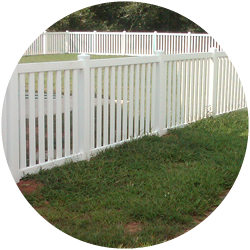 Picket Fence Small