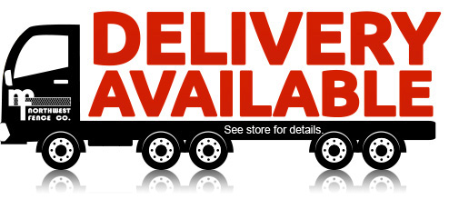Delivery Available - See Store for Details