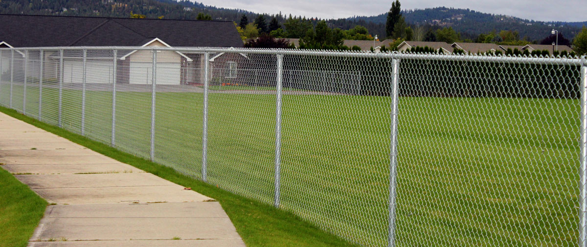 Chain Link Fence - Installation