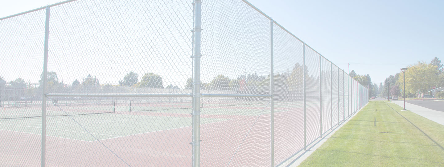 Chain Link - Tennis Court