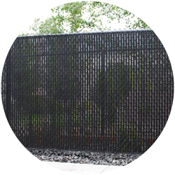 Small Privacy Fence