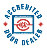 Accredited Door Dealer - Idea